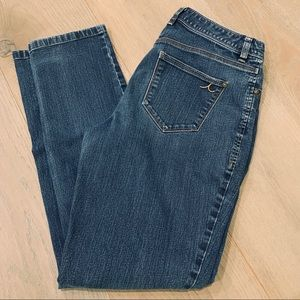 INC Jeans straight Leg 6 International Concepts
